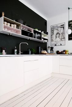 nice kitchenette idea