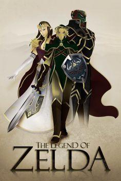 The Legend of Zelda: For the PrincessbyDerrek Turner