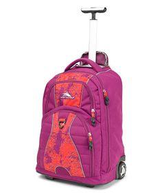 High Sierra Freewheel Wheeled Backpack > More infor at the link of item shown here : Backpacking bags Rolling Backpack, Laptop Backpack, Travel Backpack, Backpack Bags, High Sierra Backpack, Backpack With Wheels, School Backpacks, Zipper Bags, Travel Accessories