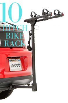 #HitchBikeRack Hitch Mount Bike Rack, Best Bike Rack, Car Buying Guide, Bike Parking, Cool Bikes, Things To Come