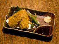 とうもろこしの天ぷら 600円