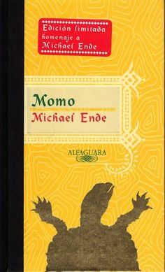 MOMO Published 1995 by Alfaguara España
