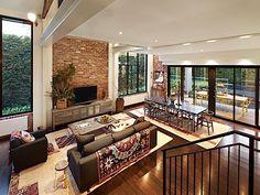 Stylische Wohnung im alten Lagerhaus in Melbourne | KlonBlog