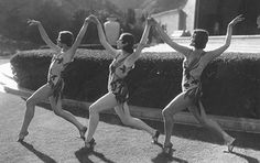 Albertina Rasch ballet, 1930, Music Center Archives/Irish Collection