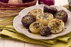 Ricetta Cipolle al forno - Le Ricette di GialloZafferano.it