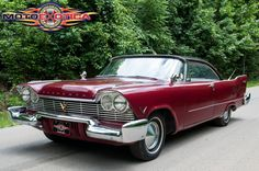 1957 Plymouth Savoy Sport Club Coupe