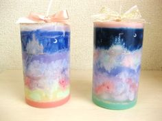 | lily candle