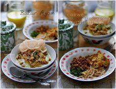 Indonesian Chicken Poridge