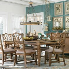 Http://christcome.net/hillsdale Northern Heights 7piece Dining Set P 3051.html  | Swathradio.com | Pinterest