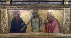 Maestro di San Martino a Mensola - Predella Polittico - 1391 - Chiesa di San Martino a Mensola, Firenze