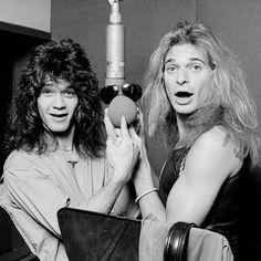 Alex Van Halen, Eddie Van Halen, Van Halen 1, Michael Anthony Van Halen, Atomic Punk, Rock Star Outfit, 80s Hair Metal, Rock And Roll Fantasy, David Lee Roth