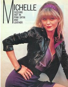 michelle pfeiffer grease 2!