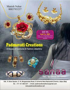 Padmavati Creations: IIFJS - EXHIBITION CENTER,MUMBAI,GOREGOAN - 2014