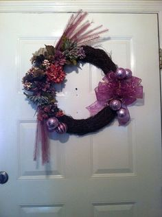 Hey, I found this really awesome Etsy listing at https://www.etsy.com/listing/209644025/victorian-christmas-grapevine-wreath