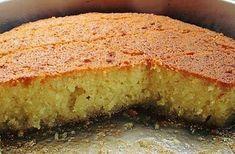 Αχ αυτό το γλυκό! Ραβανί Βέροιας Greek Desserts, Greek Recipes, Cornbread, Banana Bread, Food And Drink, Sweets, Cookies, Cake, Ethnic Recipes