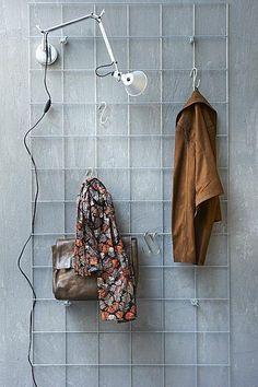 Vtwonen betongaas aan de muur