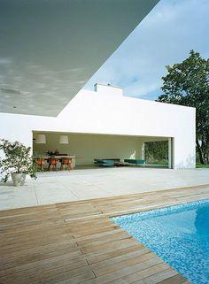Indoor Outdoor Living Rooms  Modern