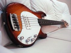Pretty bass sound good! (Musicman Stingray 5)