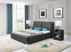 Łóżko tapicerowane Monaco, New Elegance Harvey Norman, Monaco, Elegant, Furniture, Home Decor, Beds, Bedrooms, Classy, Decoration Home
