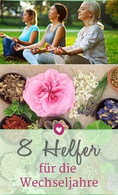 Clever helper for the menopause If the hormones in the menopause of the balance, that does not mean Menopause, Hormon Yoga, Yoga Fitness, Health Fitness, Fitness Workouts, Natural Hair Mask, Yoga For Men, Leiden, Helfer