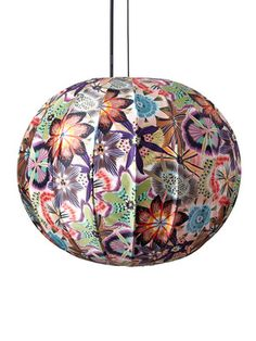 Passiflora Large Bubble Light by Missoni Home on Gilt Home
