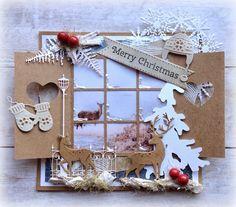Made by Jolanda: Merry Christmas