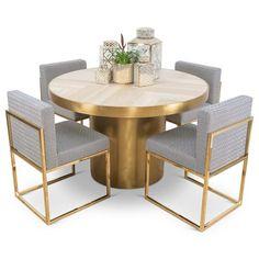 Amalfi 2 Round Dining Table