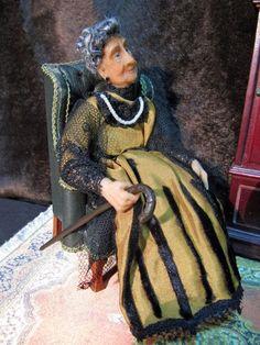 Maria Jesus Chaparro - old woman