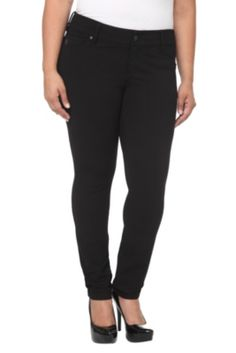 Noir Collection All-Nighter Pant - Ponte Skinny (Regular)