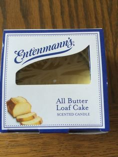 All Butter Cake Entenmanns Candle