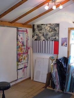 Studio 2018 Studio, Frame, Home Decor, Homemade Home Decor, A Frame, Frames, Hoop, Decoration Home, Study