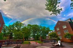 Ohio University - Martin Liao (Flickr)
