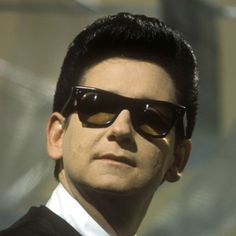 """Roy Orbison... I adored his song """"Only the Lonely""""!"""