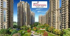 Ajnara Group is one of the reputed real estate developer recently presented #AjnaraAmbrosia. The project is exactly located in Sector 118 Noida which connect major city of NCR. The project comes with 2 BHK and 3 BHK apartments in various sizes along with all modern required amenities.