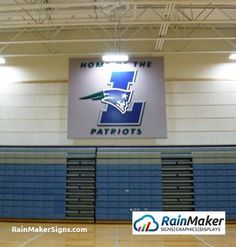 high-school-gym-wall-graphics-rainmaker-signs-issquah-wa