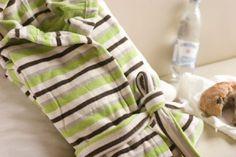 bathrobe lime