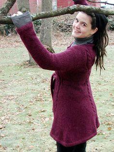 Kristen TenDyke - Montera Coat