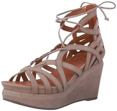 Gentle Souls Women's Joy Platform Sandal ** Find out more about the great product at the image link.