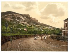 Cave Hill Belfast County Antrim Ireland 1890. by vintagephotograph