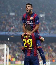 FC Barcelona - Ajax (3-1)   FC Barcelona