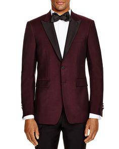 Burberry London Millbank Regular Fit Tuxedo Jacket