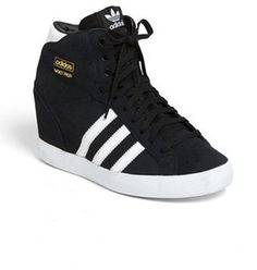 adidas 'Basket Profi' Hidden Wedge Sneaker (Women) on shopstyle.co.uk