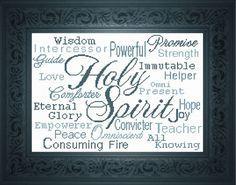 Holy Spirit cross stitch design - I want to do this one next! Cross Stitching, Cross Stitch Embroidery, Embroidery Patterns, Cross Stitch Designs, Cross Stitch Patterns, Religious Cross, Embroidery Techniques, Holy Spirit, Bible Verses