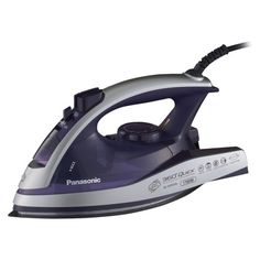 Panasonic 360º Quick™ Multi-Directional Steam/Dry Iron with Curved Alumite Soleplate : Target