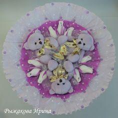 Gallery.ru / БУКЕТ ИЗ КОНФЕТ - БУКЕТЫ - irina35
