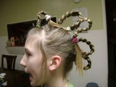 Bad Hair Picture of the Week 11-02-12  -  Salon and Spa Marketing Toolkit