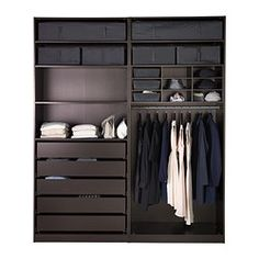 PAX Armoire-penderie - - IKEA