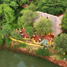 Investment For Sale in Livingstone Display Property, River Lodge, Commercial Property For Sale, Victoria Falls, Heritage Site, Lodges, The Expanse, Woodland, Investing