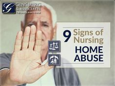 """""""9 Signs of Nursing Home Abuse"""""""