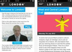 London City Guide, una detallada guia de Londres para tu movil